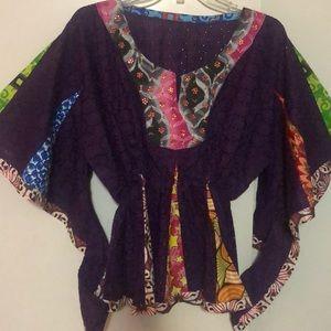 Beautiful New Nigerian Fashion Blouse